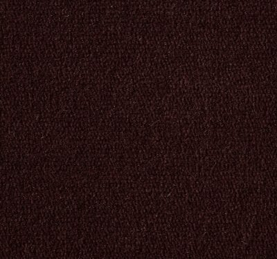 Exquisite Velvet Rich Brown Carpet 1