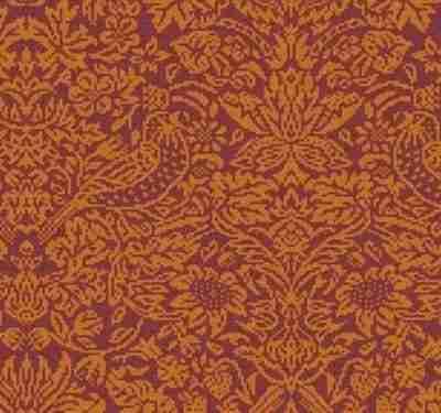 Liberty Fabrics Strawberry Meadow Marigold Carpet 9