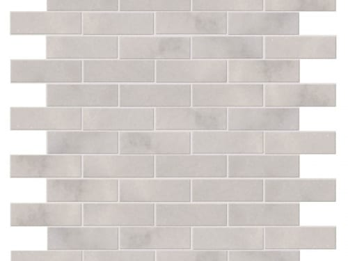 PA – Le Bouscat Island Marble Honed White Slim Brick 11