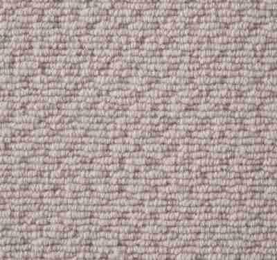 Natural Loop Boucle Flax Carpet 4