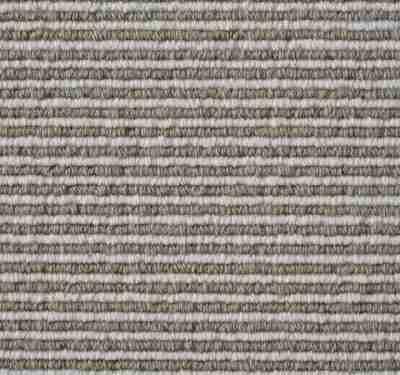Natural Loop Cable Coffee & Cream Carpet 9
