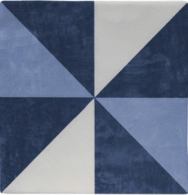 Pop azul y blanco 12