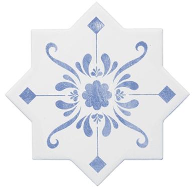 Star blue 8