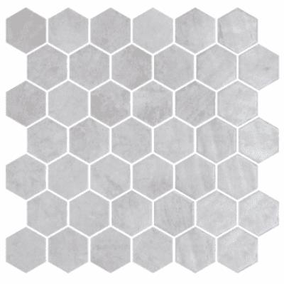 Hexagonal Zelik Grey 4