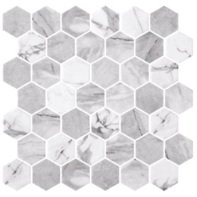 Hexagonal blend 9
