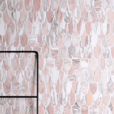 Flamingo marble 1