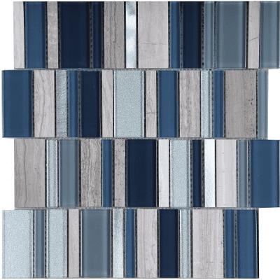 Stripes azulado 9